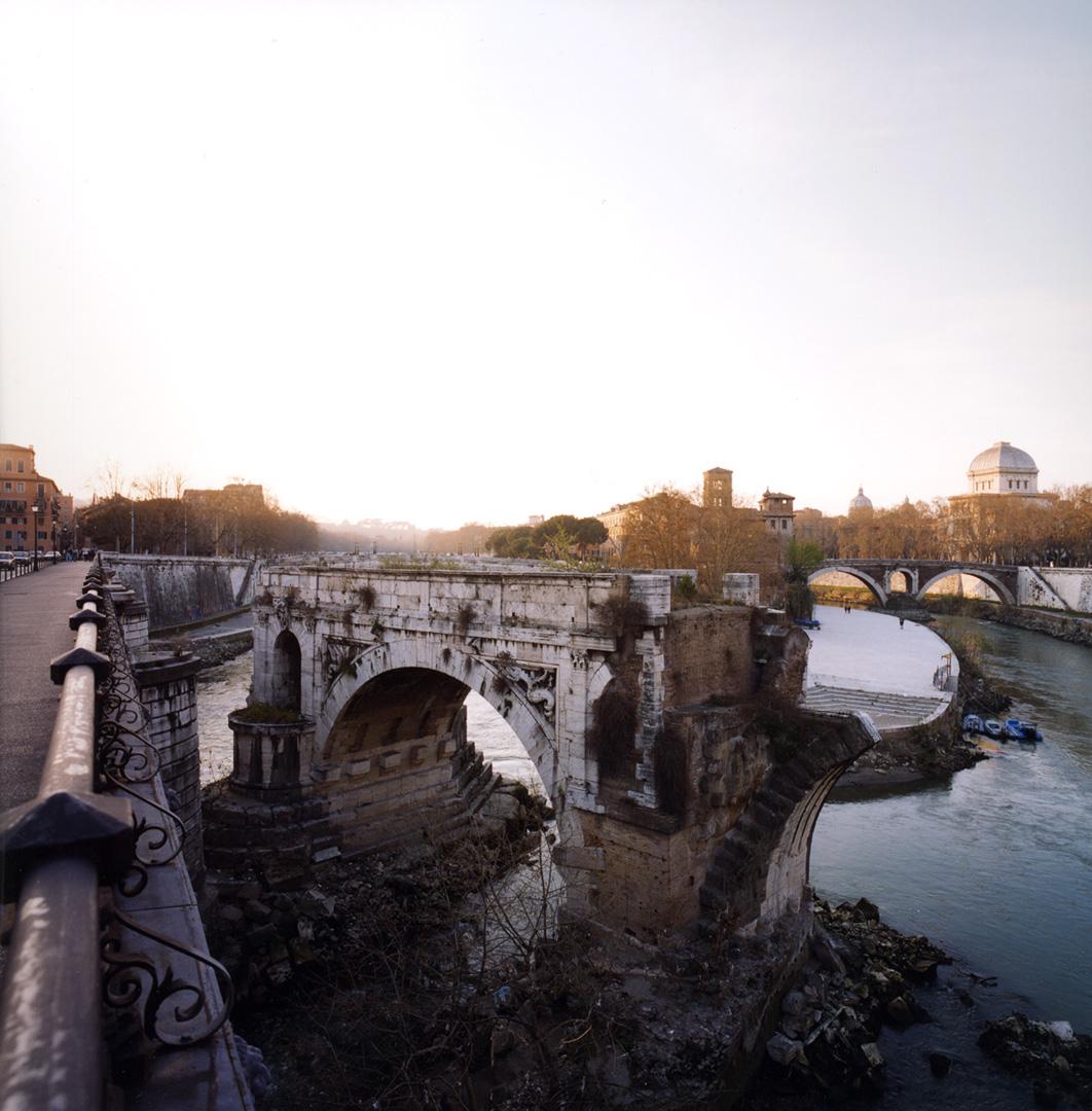 jacob-burckhardt_14_Roma-Ponte-di-ferro-1997-12
