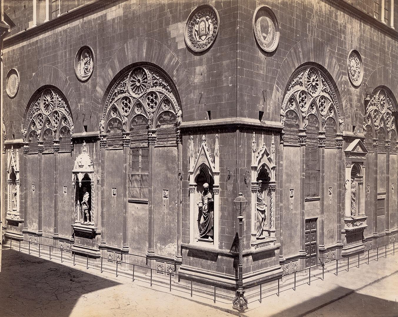 jacob-burckhardt_26-Firenze-Orsanmichele.Alinari